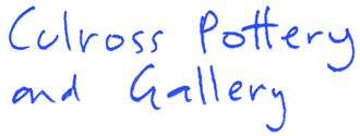 culross pottery and gallery text